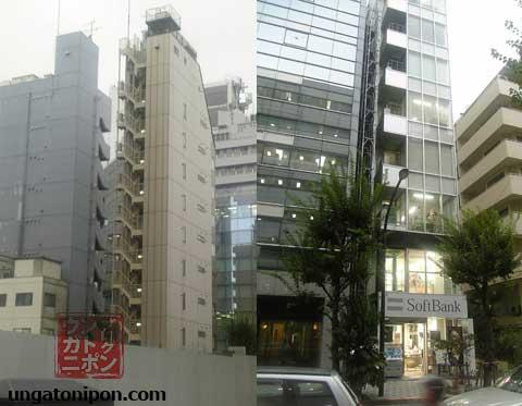 Edificios delgados