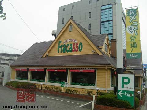 Restaurante Fracasso