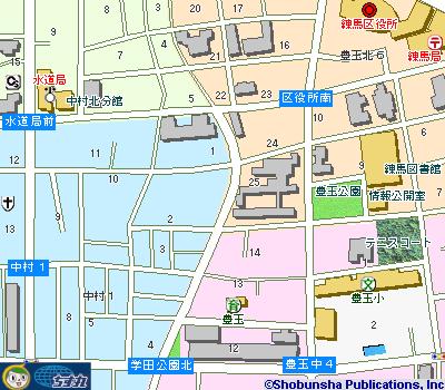 Mapa de móvil