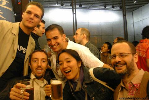 KDD 5.0 españoles en Tokyo