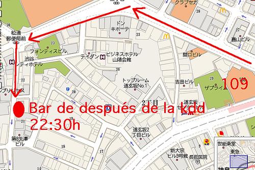 Mapa post-kdd