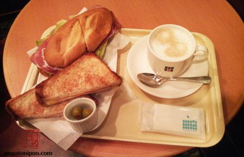 Desayuno de Doutor