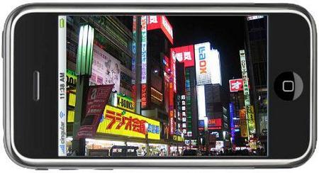 iPhone en Japón