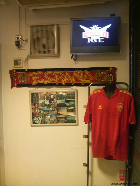 Real Federación Española de Fútbol en Japón