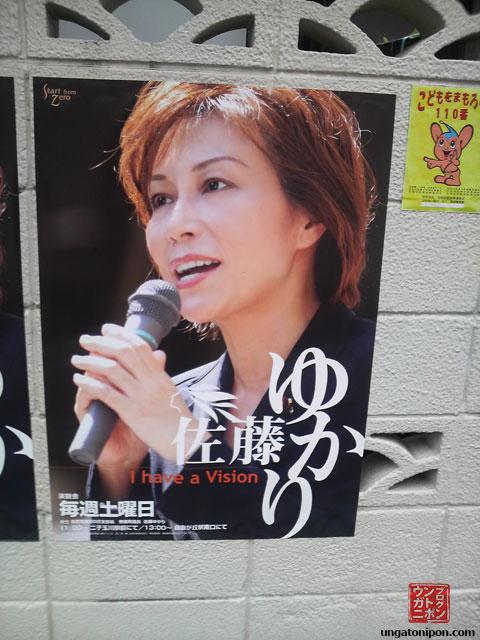 ¿Cantante o Política?