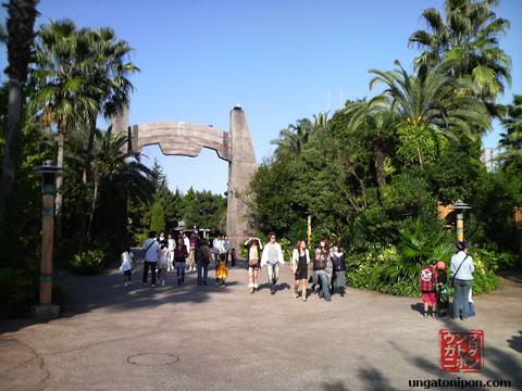 Universal Studios Japan Parque Jurásico