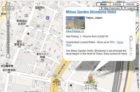 Hoteles en Tokyo