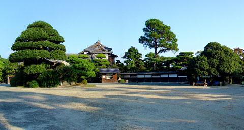 Jardín del Clan Mori 1