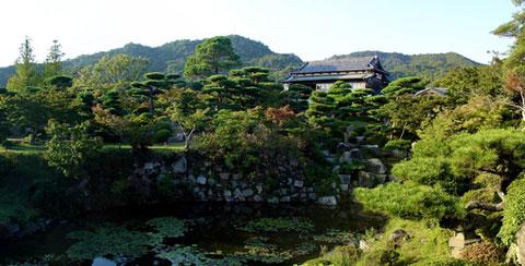 Jardín del Clan Mori 2