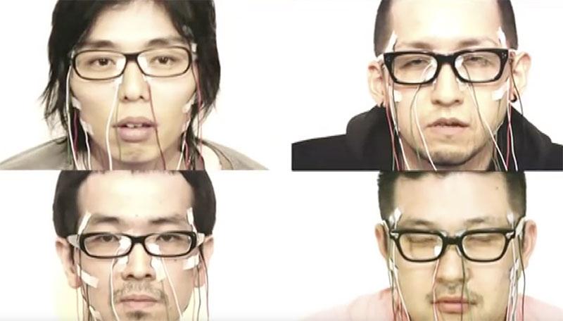 Secuenciador gestos faciales
