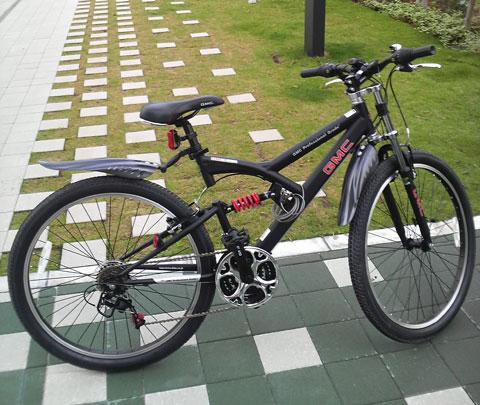 Bici GMC