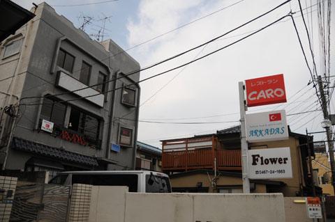 Restaurante Caro y Arkadas
