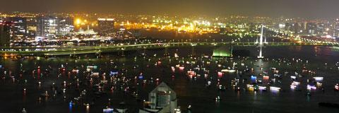 Barcos para el Hanabi