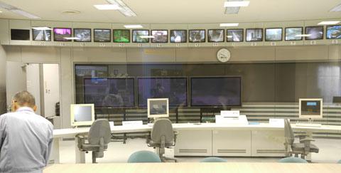 Sala de Control total