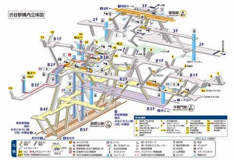 Estación de Shibuya