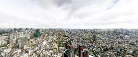 Gigapixel de Tokio