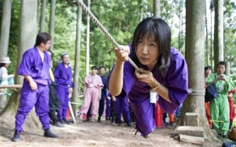 Campamento Ninja