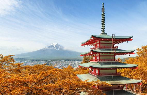 Vuelo Directo a Japón