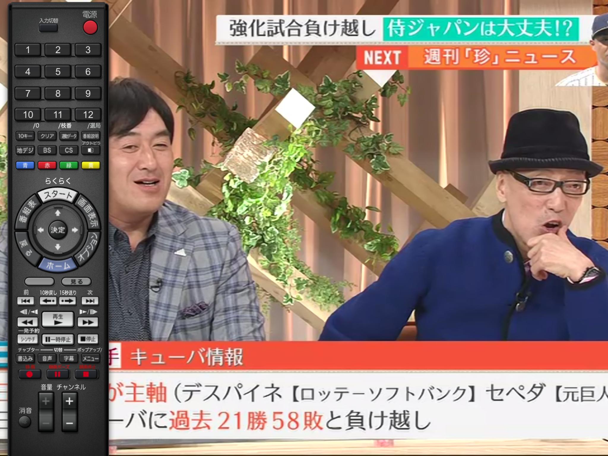 Controlando la Slingbox remotamente, con la TV japonesa
