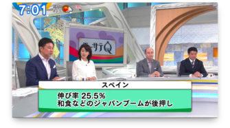 Turistas españoles en Japón suben un 25,5%
