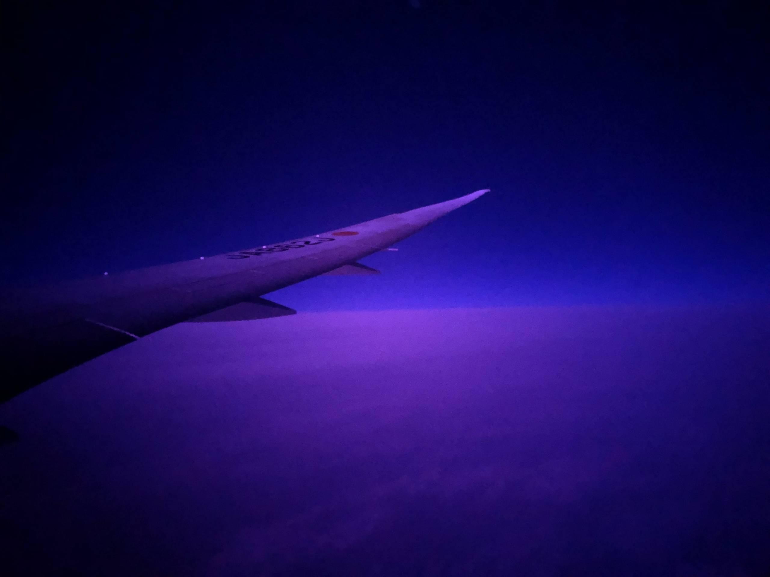 Volando de Londres a Tokio con JAL